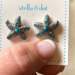 Stella Starfish studs